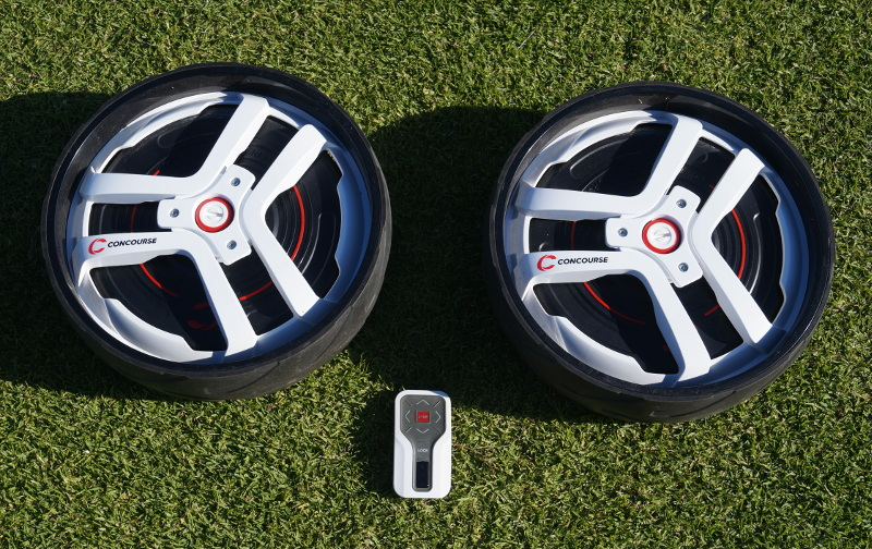 Concourse Smart Wheels Golf Buggy Review: Reinventing the