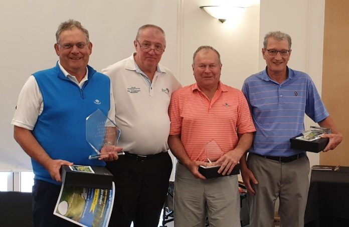 Michael Barltrop goes back to back at the Gold Coast Seniors: Australian senior amateur golfing wrap August 2019