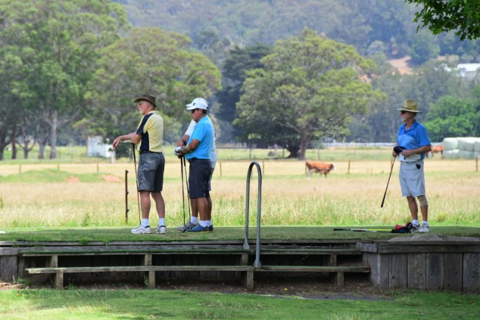 NSW Veteran Golf: 2020 Week of Golf Program