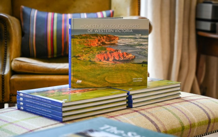 Honesty Box Golf Courses of Western Victoria: New golf book release