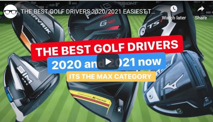 The Best Golf Drivers 2020/2021; Easiest To Hit Golf Drivers