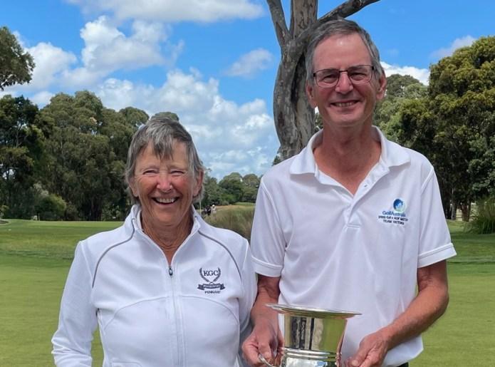 Australian Senior Amateur Golfing Wrap: March 2021