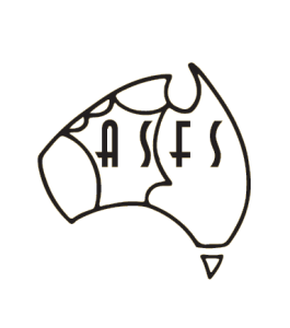 ASFS black and white logo