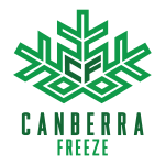 Canberra Freeze logo