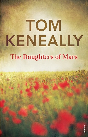 The Daughters of Mars by Tom Keneally book cover