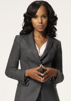 Olivia Pope (Kerry Washington) Picture: wikipedia.org