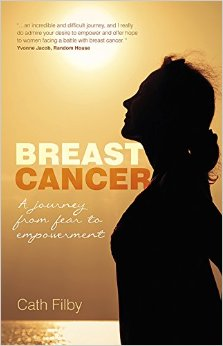 Book Cover of Breast Cancer by Cath Filby