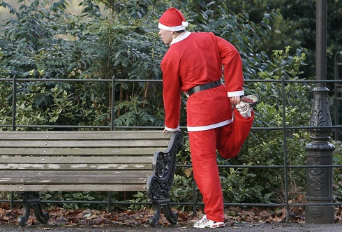 Christmas calorie consumption and what you can do to burn it off