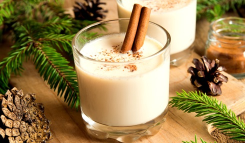 Free Healthy Egg Nog Recipe