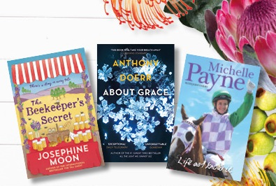 Get into Mum's Good Books this Mother's Day with these good reads