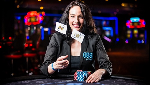 Are women starting to break  through professional poker's glass ceiling?