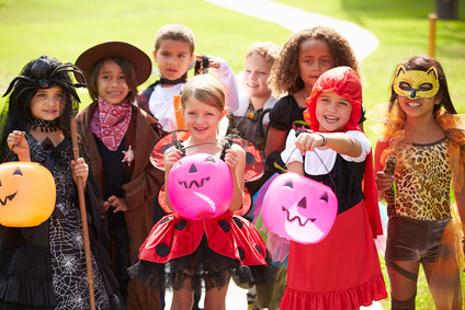 How to Throw a Successful Kids Costume Party