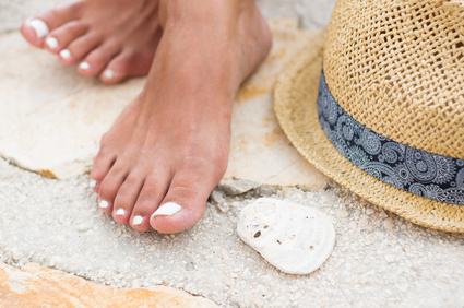 5 steps to summer ready feet