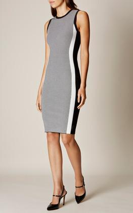 Karen Millen Athletic Knit Dress