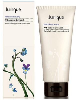 Herbal Recovery Antioxidant Gel Mask