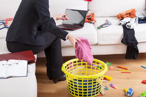 How I changed careers with three kids