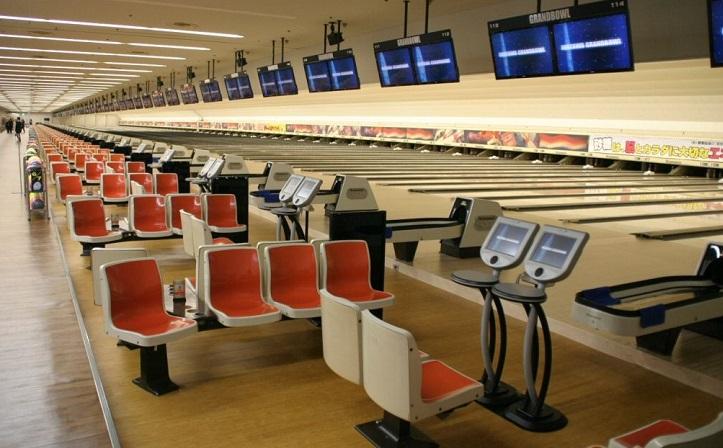 Inazawa Grand Bowling Center, Japan