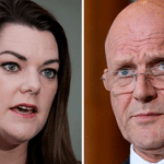 "What are Senator Hanson-Young's legal rights in response to Senator Leyonhjelm's ""slut shaming""?"