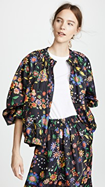 Tibi Detachable Anorak