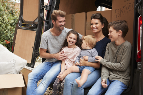 Shifting Pains: How to Make the Moving Process Less Stressful