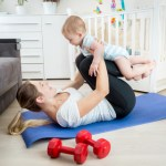 Getting your body back into shape after childbirth