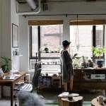Woman Creative Design Girl Business Office Decor