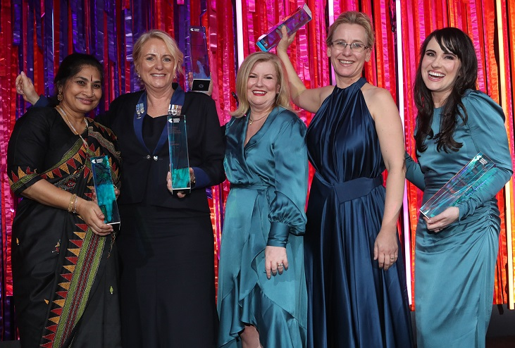 2019 Telstra Business Women's Awards.