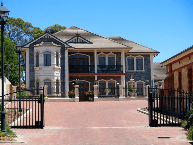 The Purpose of Residential Gates