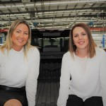 Jodie Lennon and Jo Stogiannis at GMSV