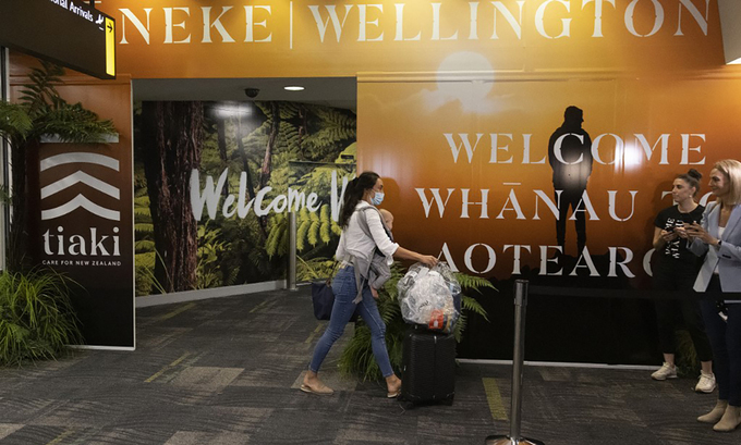 New Zealand dừng đi lại tự do với bang Tây Australia
