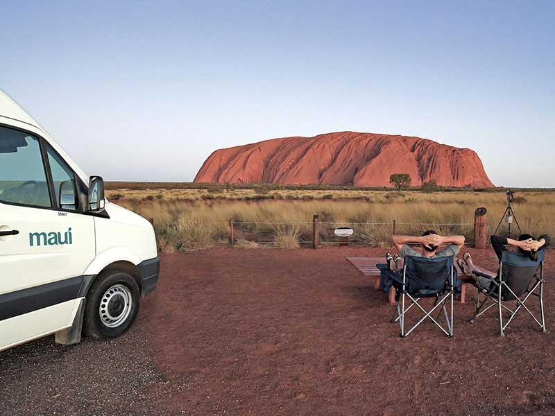 camping australie
