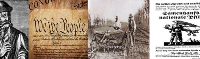 schriftliche Verfassung der Vereinigten Staaten, Hanfanbaupflicht,