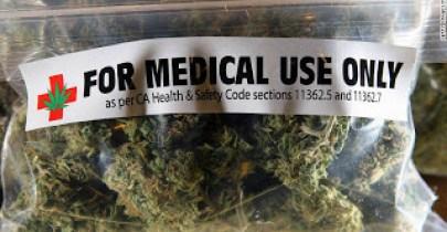 Medizinisch verwendetes Cannabis