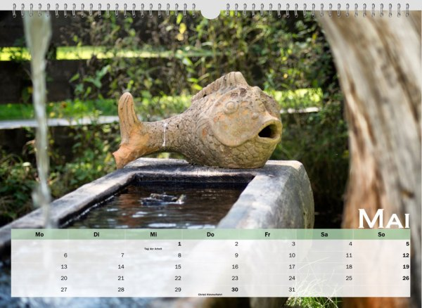 05 May austrialandscapes-org New Years Calendar 2019