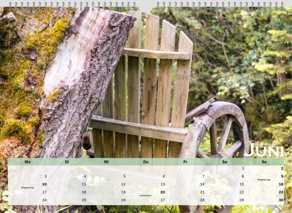 05 June austrialandscapes-org  New Years Calendar 2019