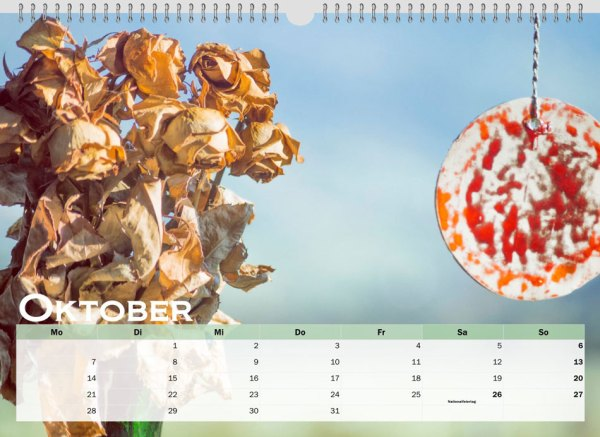 10 October austrialandscapes-org New Years Calendar 2019