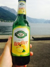 Grieskirchner Radler - Beer and Lemonade