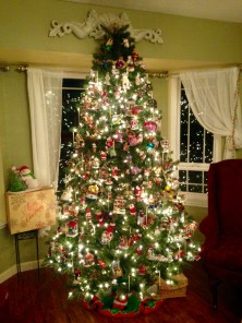 American Christmas Tree (with Several Hippopotami)