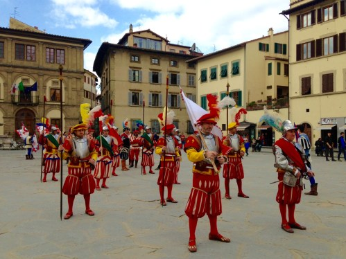 Renaissance Costumes of the Band