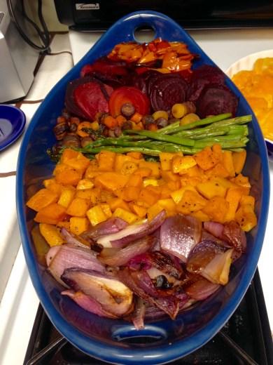 Grilled/Roasted Vegetables