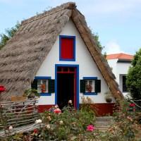 Bauernhaus/Farmhous  Santana, Madeira