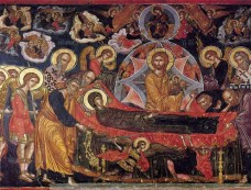 The Dormition of the Mother of God, Monastery Stavronikita, Athos