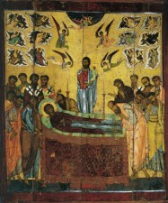 Dormition, end of XII Century