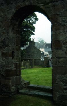 St. Ninian's Priory Ruins, Whithorn