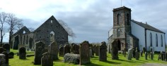 Whithorn St Ninans Chapel and Church