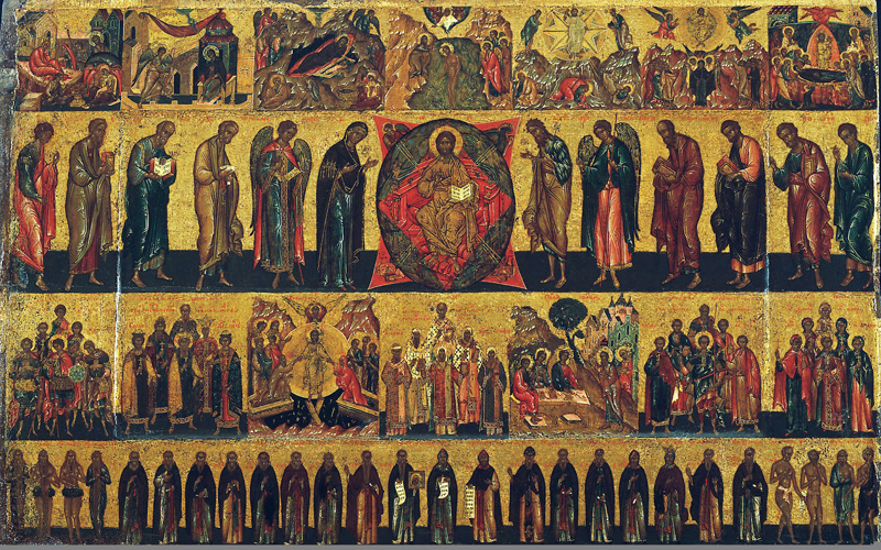 Sermon: The Holy Fathers of the 7th Ecumenical Council