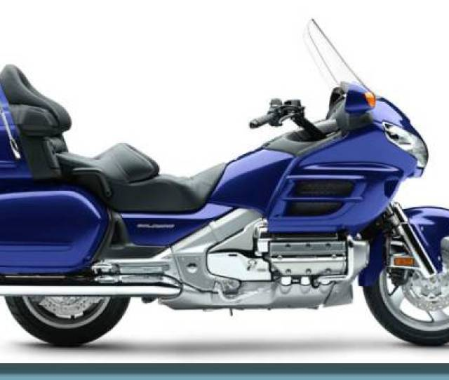 Happy 30th Birthday To You Honda Gold Wing Three Decades Of Peerless Luxury Touring Excellence Are Embodied In This Years Specially Badged 30th
