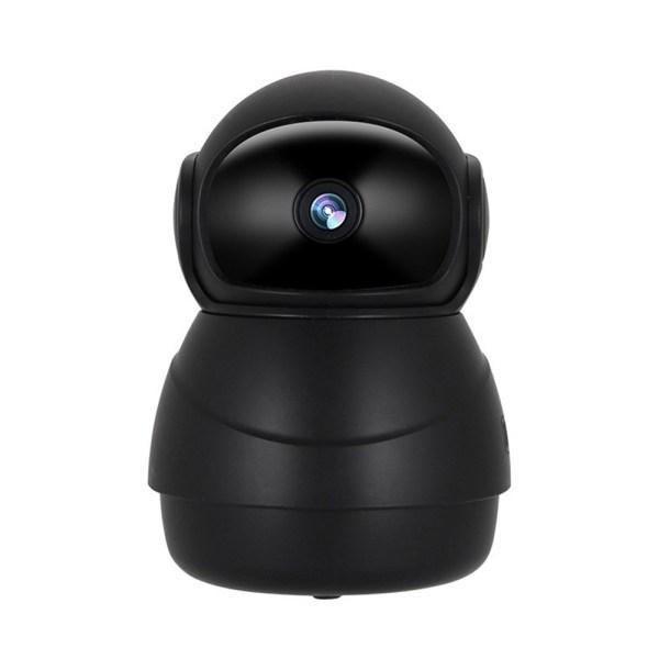 1080P Wireless Indoor Baby Camera with Two way Audio IR Day Night Black Mini Network Camera 1