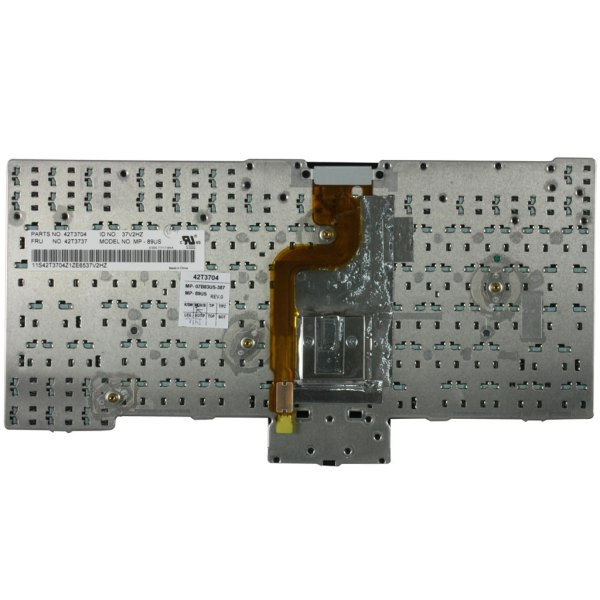 Replacement Keyboard for Lenovo ThinkPad X200 X200S X200SI X200T X201 X201I X201S X201T Laptop 2
