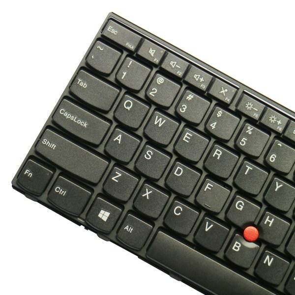 Replacement Keyboard for Lenovo ThinkPad T540 T540p L540 W540 W541 T550 W550 W550s T560 L560 L570 Laptop (6 Fixing Screws) 5